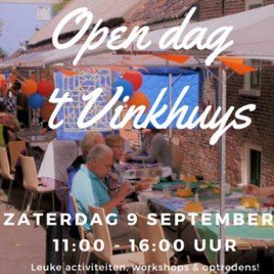 open dag 't vinkhuys