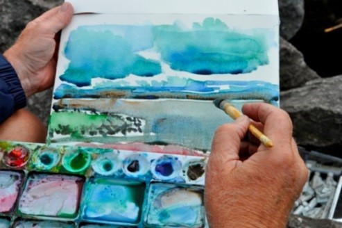 aquarel schilderen